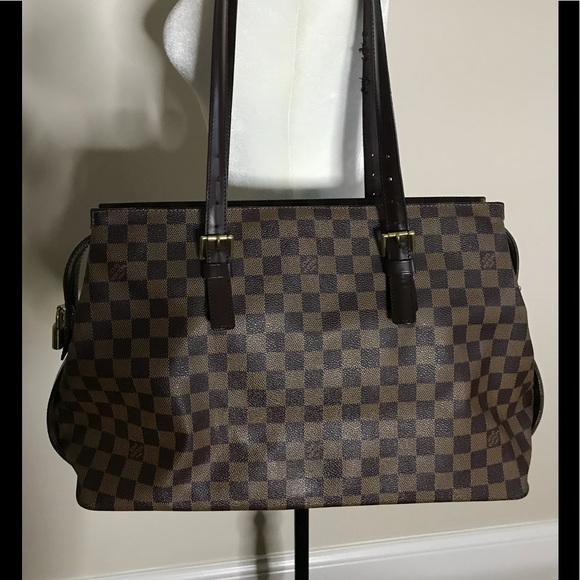 Louis Vuitton Bags   Authentic Damier Chelsea Tote Bag   Poshmark 92a06dde92